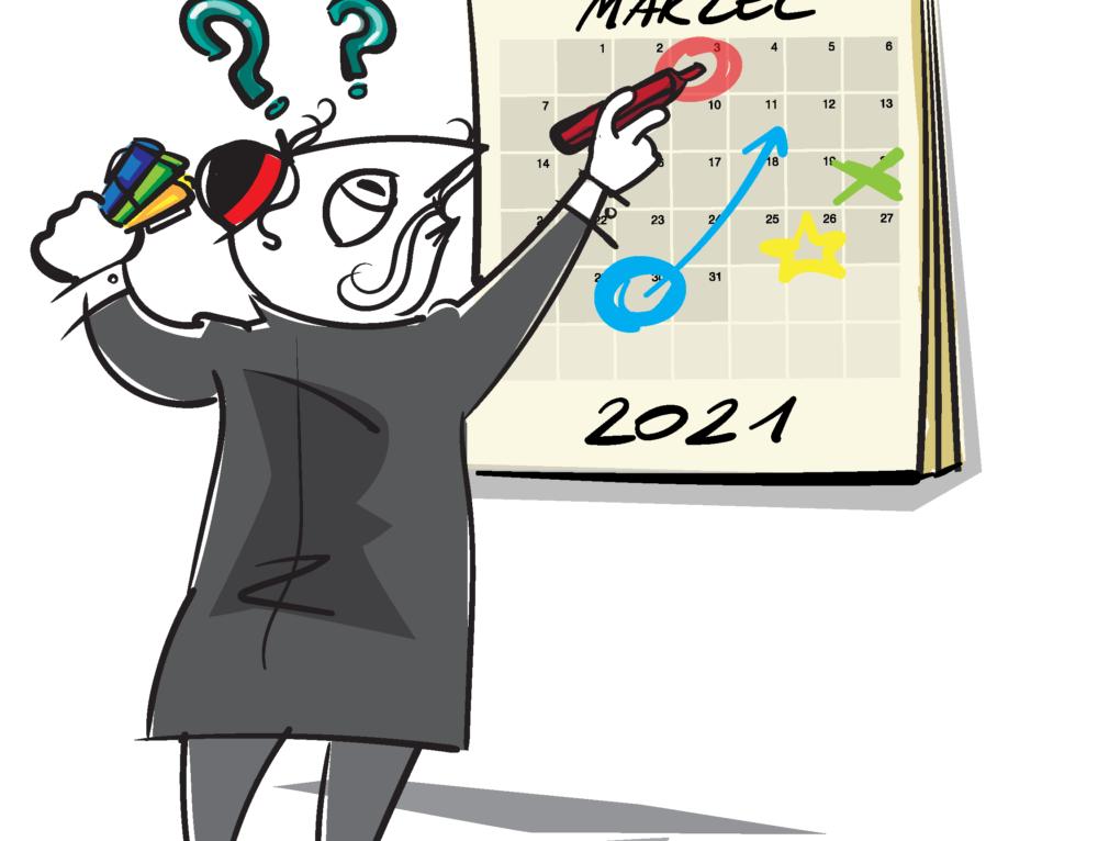 Kalendarz podatnika. Do kiedy rozliczyć PIT za 2020?